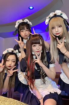 ☆激可愛コンカフェ☆ブルーの衣装を着た美女を見かけたら、新宿らずわるど!!