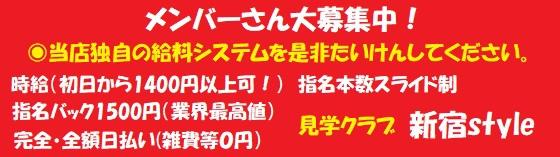 新宿スタイル 新宿/大久保/高田馬場 見学店